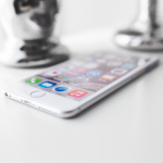 technology-white-iphone